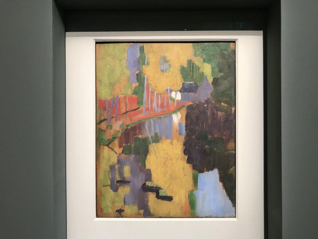 Vue de l'exposition Sérusier, Musée d'Orsay, Paris (31)