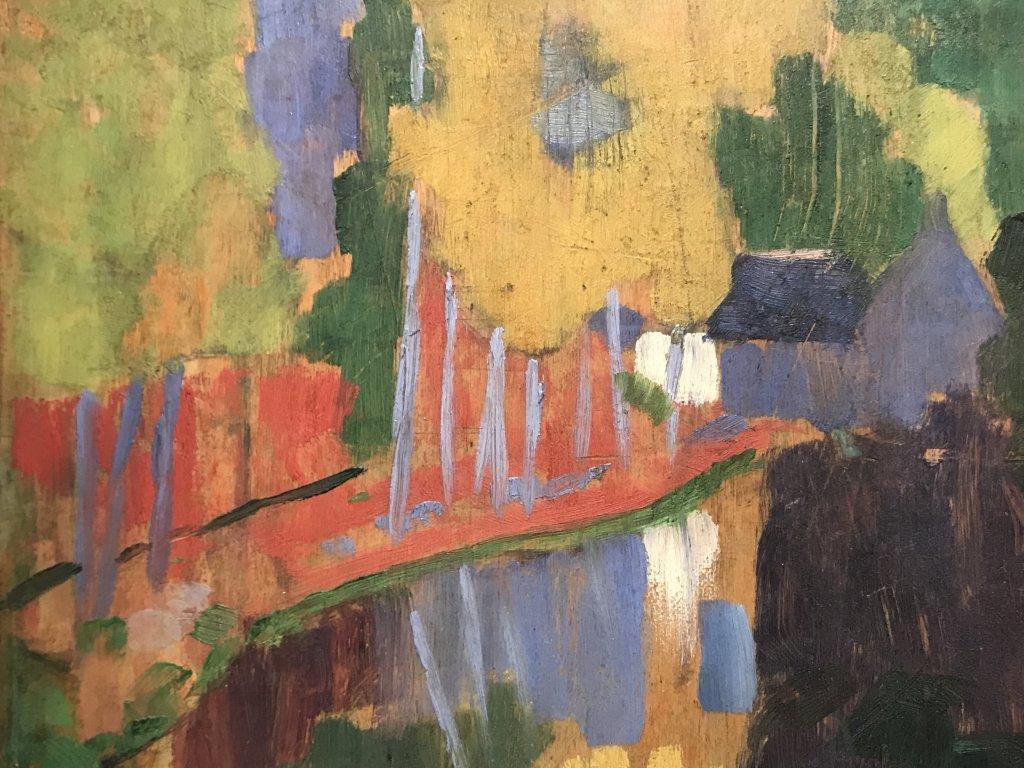 Vue de l'exposition Sérusier, Musée d'Orsay, Paris (32)