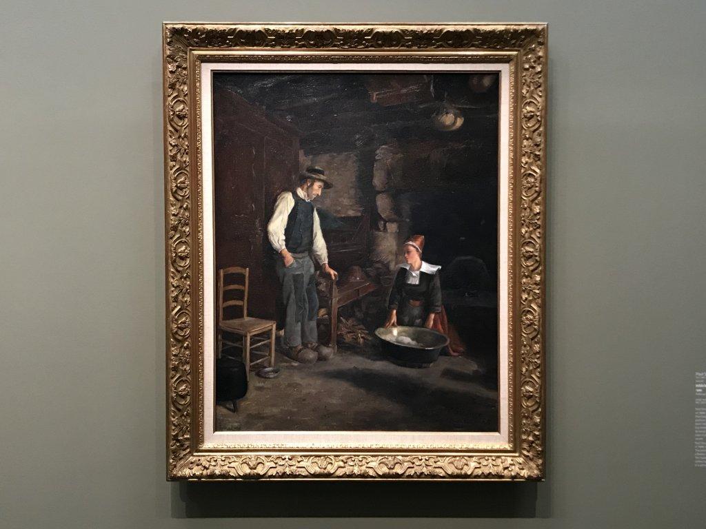 Vue de l'exposition Sérusier, Musée d'Orsay, Paris (33)
