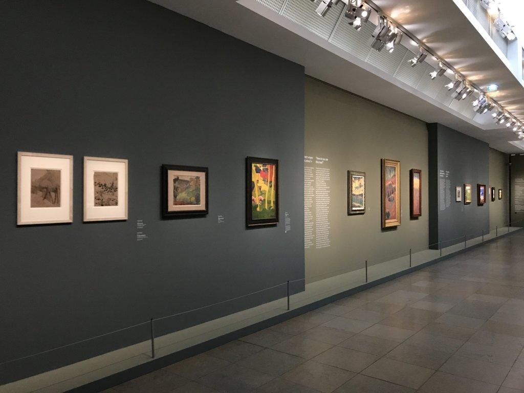 Vue de l'exposition Sérusier, Musée d'Orsay, Paris (35)
