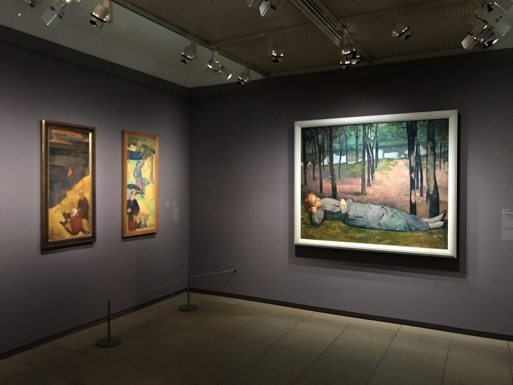 Vue de l'exposition Sérusier, Musée d'Orsay, Paris (36)