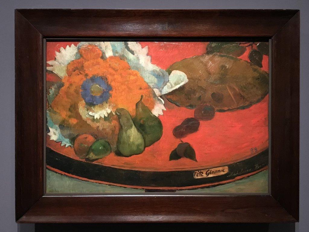 Vue de l'exposition Sérusier, Musée d'Orsay, Paris (37)