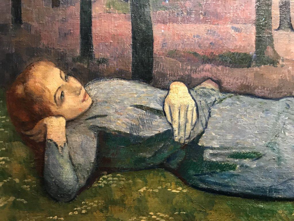 Vue de l'exposition Sérusier, Musée d'Orsay, Paris (39)