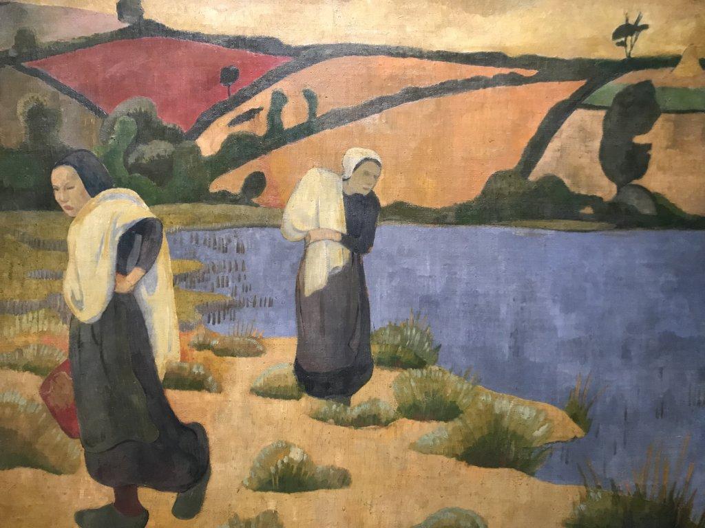 Vue de l'exposition Sérusier, Musée d'Orsay, Paris (4)
