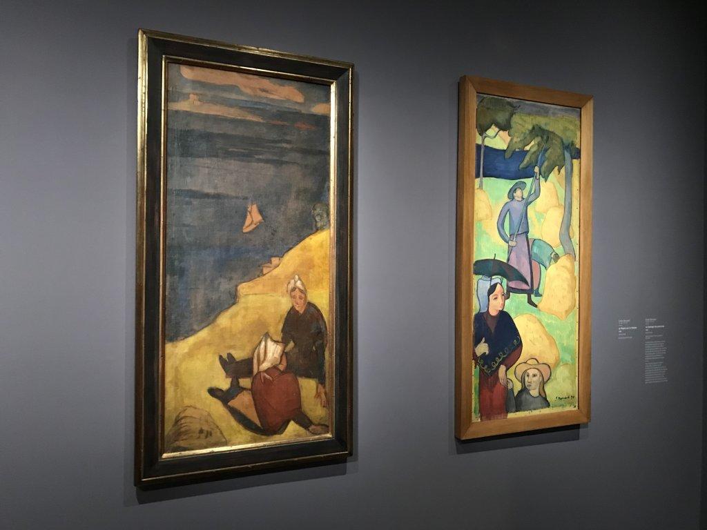 Vue de l'exposition Sérusier, Musée d'Orsay, Paris (40)