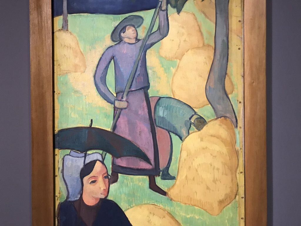 Vue de l'exposition Sérusier, Musée d'Orsay, Paris (41)