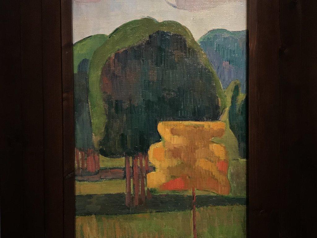 Vue de l'exposition Sérusier, Musée d'Orsay, Paris (42)