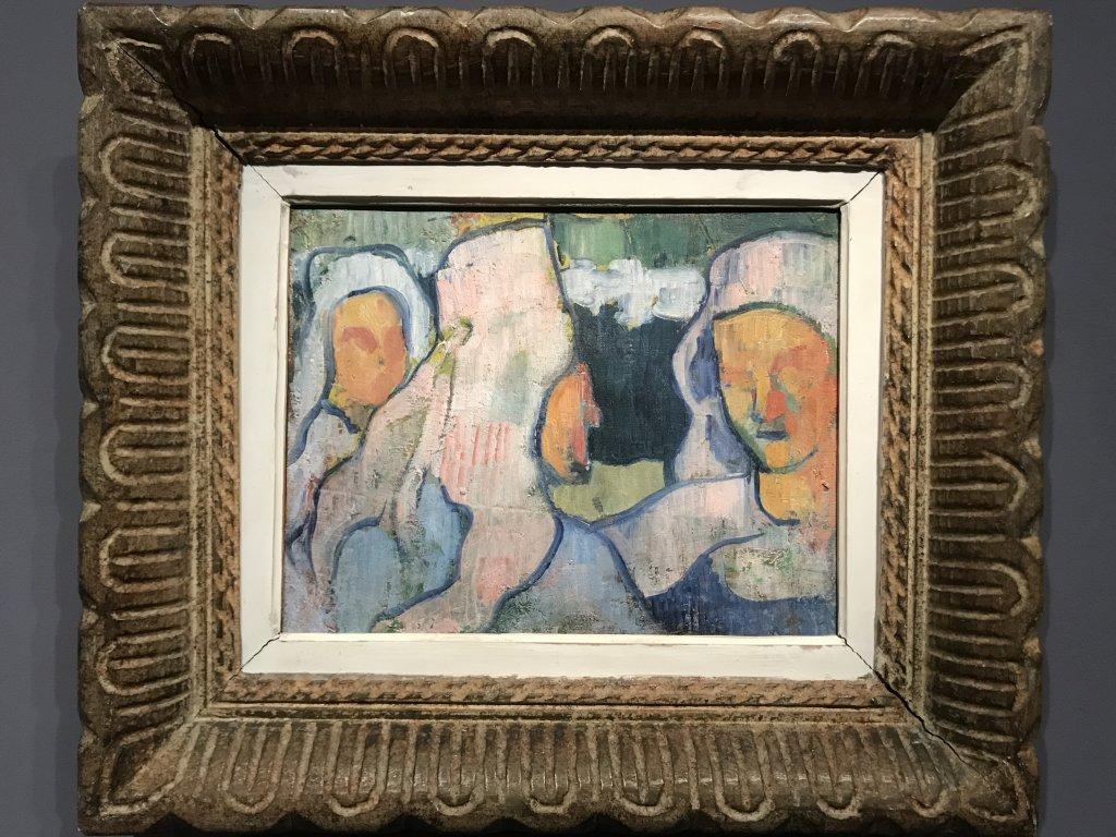 Vue de l'exposition Sérusier, Musée d'Orsay, Paris (43)