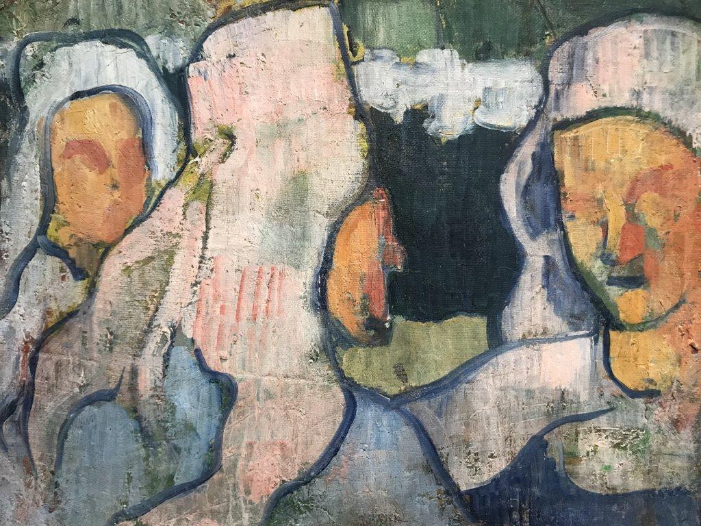 Vue de l'exposition Sérusier, Musée d'Orsay, Paris (44)