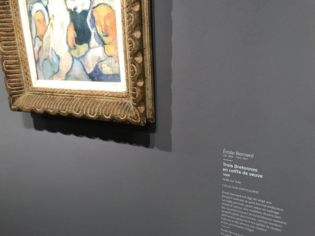 Vue de l'exposition Sérusier, Musée d'Orsay, Paris (45)