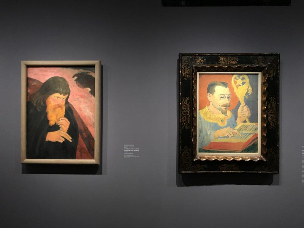 Vue de l'exposition Sérusier, Musée d'Orsay, Paris (46)