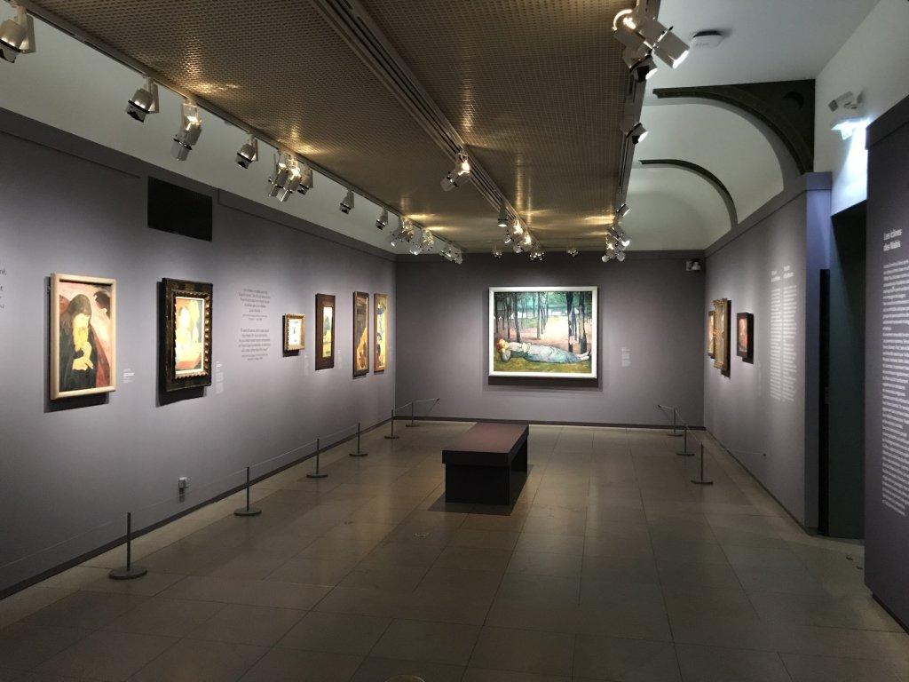 Vue de l'exposition Sérusier, Musée d'Orsay, Paris (48)