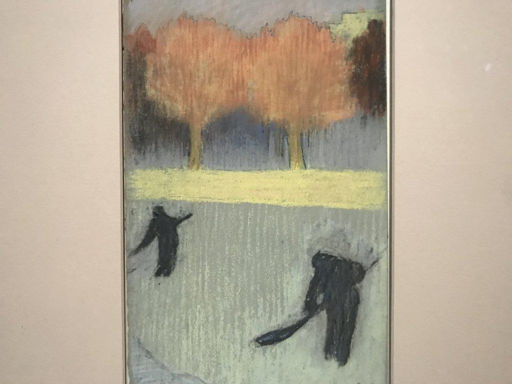 Vue de l'exposition Sérusier, Musée d'Orsay, Paris (50)