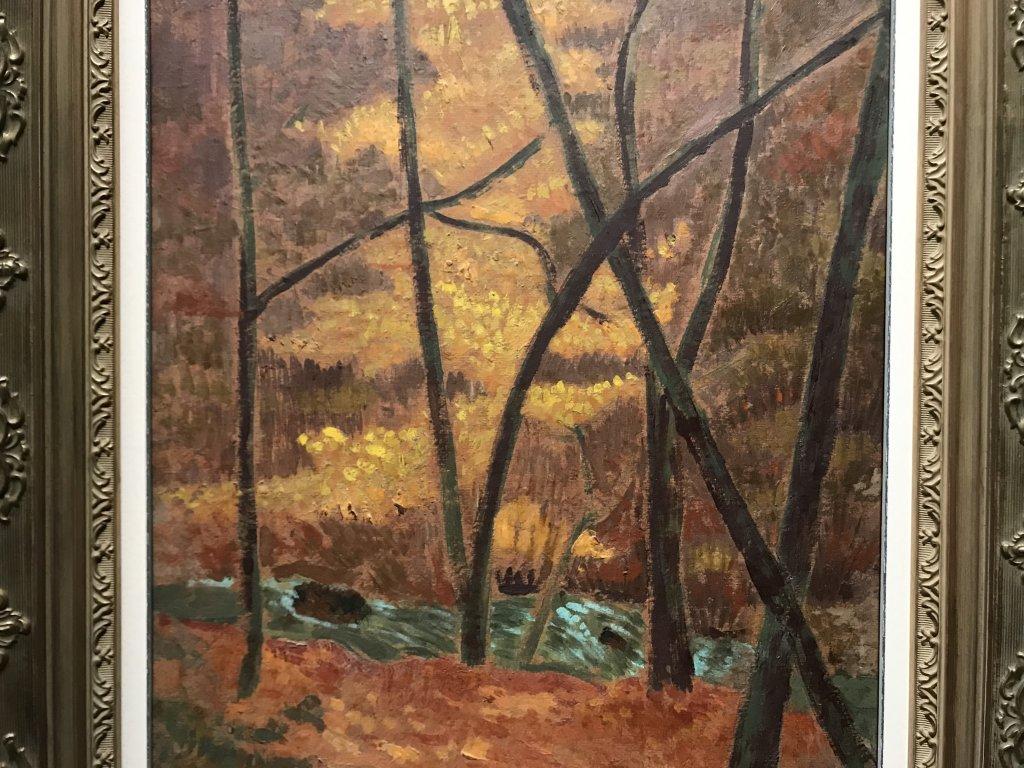 Vue de l'exposition Sérusier, Musée d'Orsay, Paris (53)