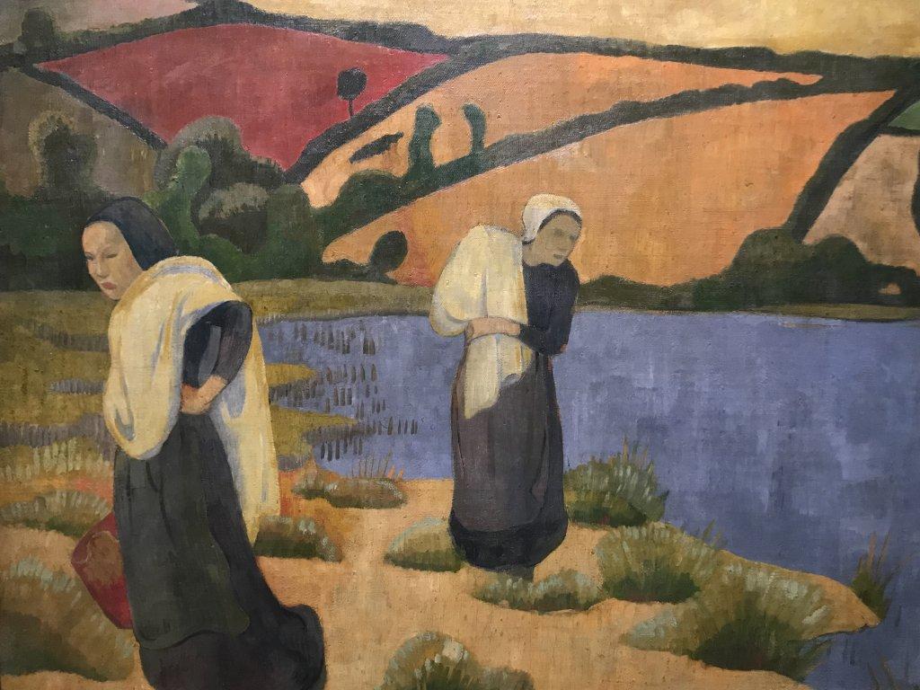 Vue de l'exposition Sérusier, Musée d'Orsay, Paris (6)