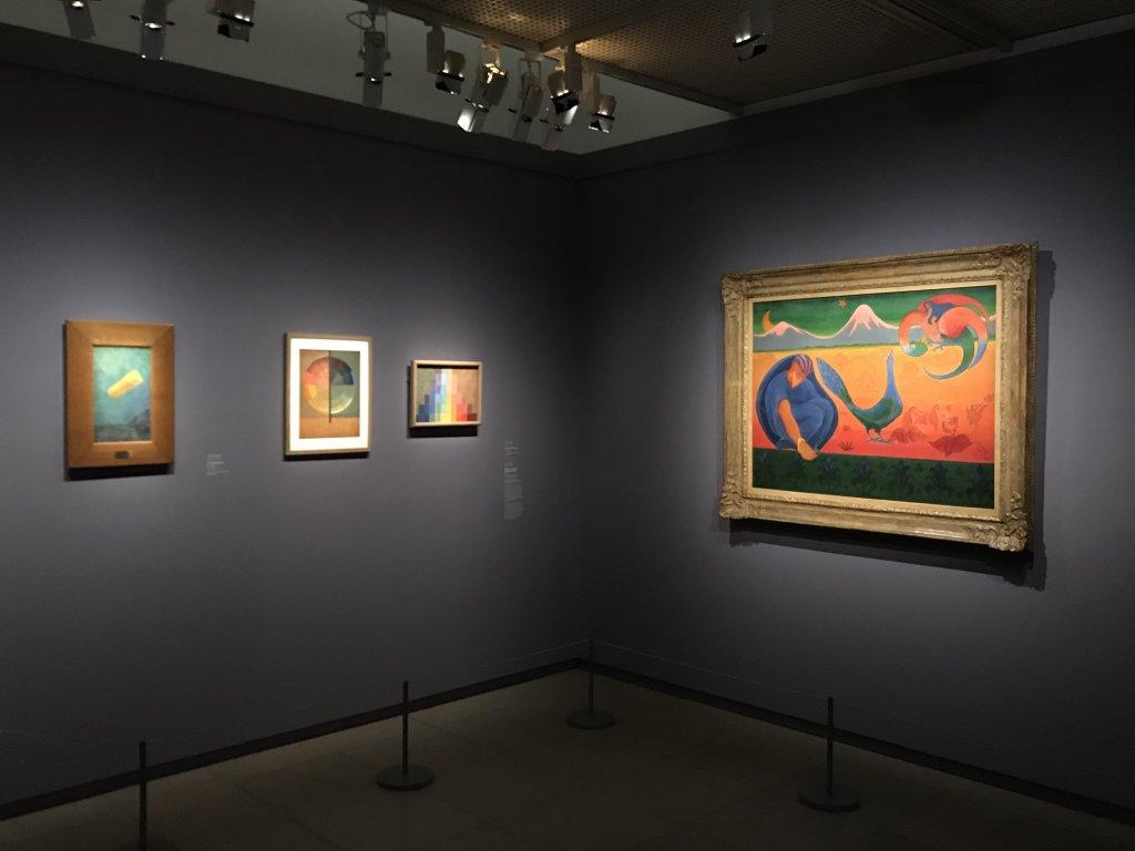 Vue de l'exposition Sérusier, Musée d'Orsay, Paris (7)