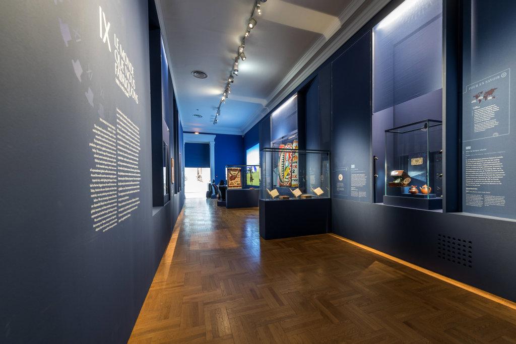 Vue de l'exposition Une histoire du monde en 100 objets du British Muséum - Musée des Beaux-Arts de Valenciennes © Photos - Service communication ville de Valenciennes (12)
