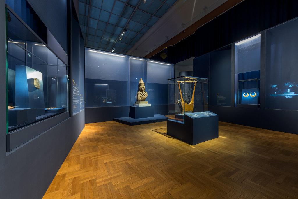 Vue de l'exposition Une histoire du monde en 100 objets du British Muséum - Musée des Beaux-Arts de Valenciennes © Photos - Service communication ville de Valenciennes (14)
