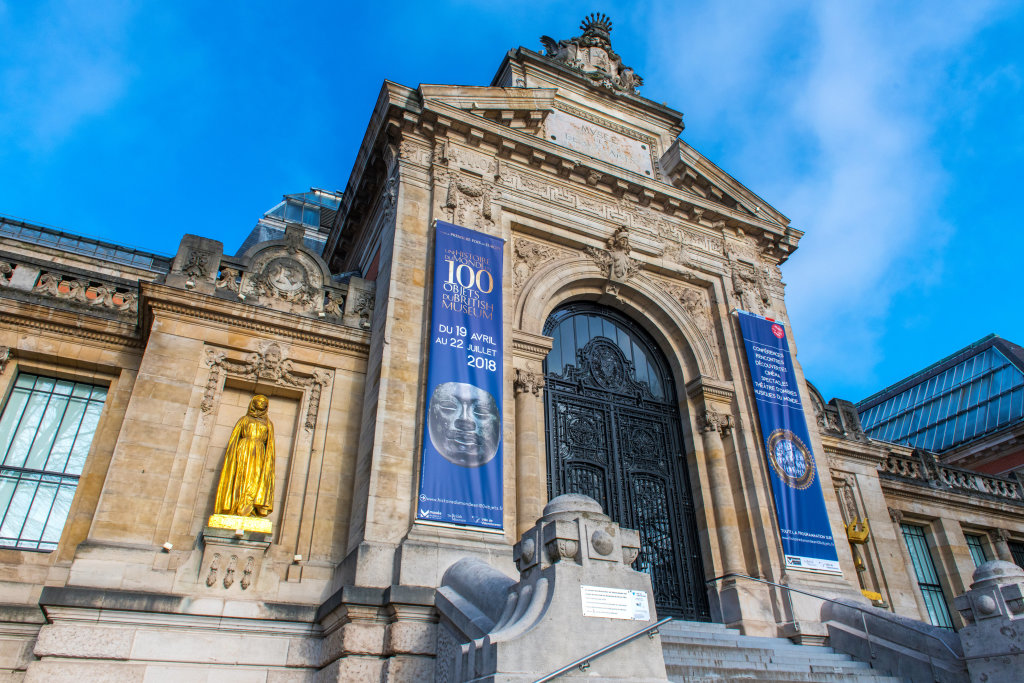 Vue de l'exposition Une histoire du monde en 100 objets du British Muséum - Musée des Beaux-Arts de Valenciennes © Photos - Service communication ville de Valenciennes (20)