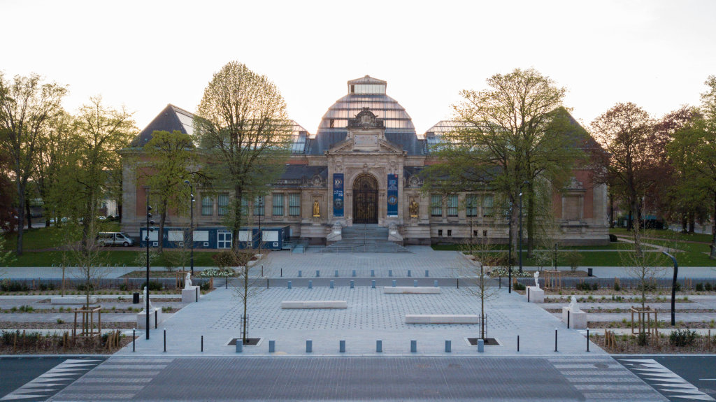 Vue de l'exposition Une histoire du monde en 100 objets du British Muséum - Musée des Beaux-Arts de Valenciennes © Photos - Service communication ville de Valenciennes (21)