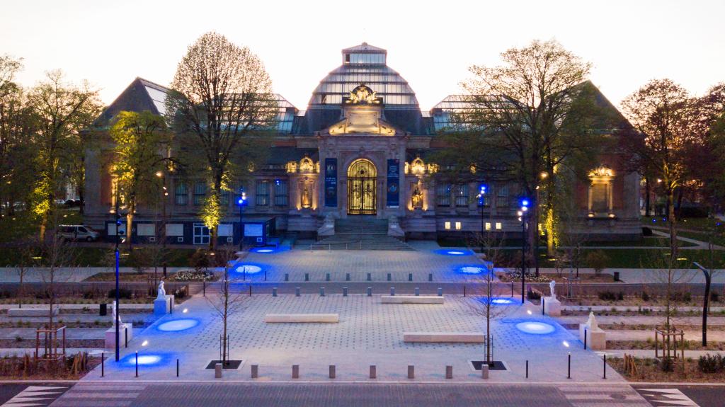 Vue de l'exposition Une histoire du monde en 100 objets du British Muséum - Musée des Beaux-Arts de Valenciennes © Photos - Service communication ville de Valenciennes (22)