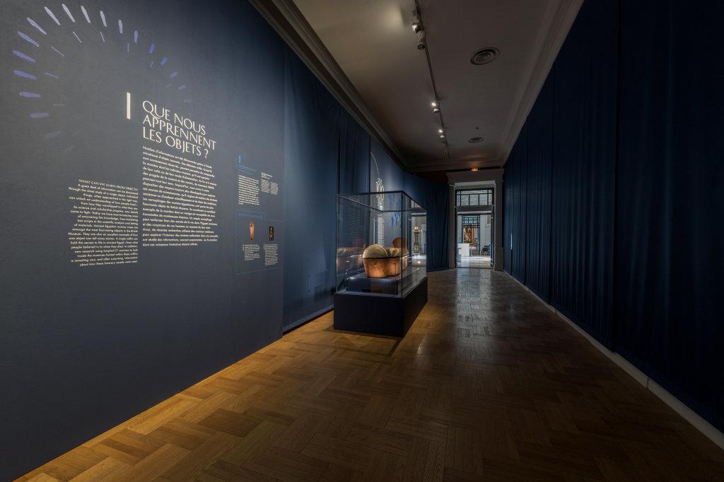 Vue de l'exposition Une histoire du monde en 100 objets du British Muséum - Musée des Beaux-Arts de Valenciennes © Photos - Service communication ville de Valenciennes (24)