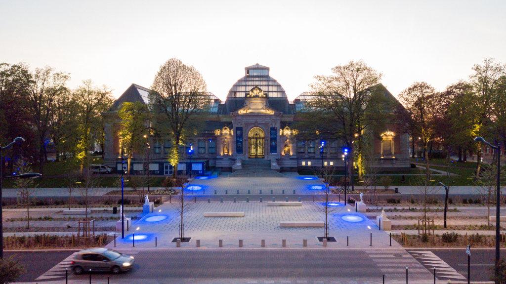 Vue de l'exposition Une histoire du monde en 100 objets du British Muséum - Musée des Beaux-Arts de Valenciennes © Photos - Service communication ville de Valenciennes (4)