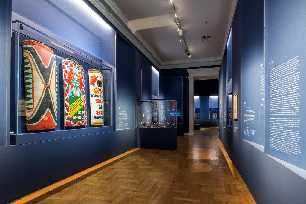Vue de l'exposition Une histoire du monde en 100 objets du British Muséum - Musée des Beaux-Arts de Valenciennes © Photos - Service communication ville de Valenciennes (8)