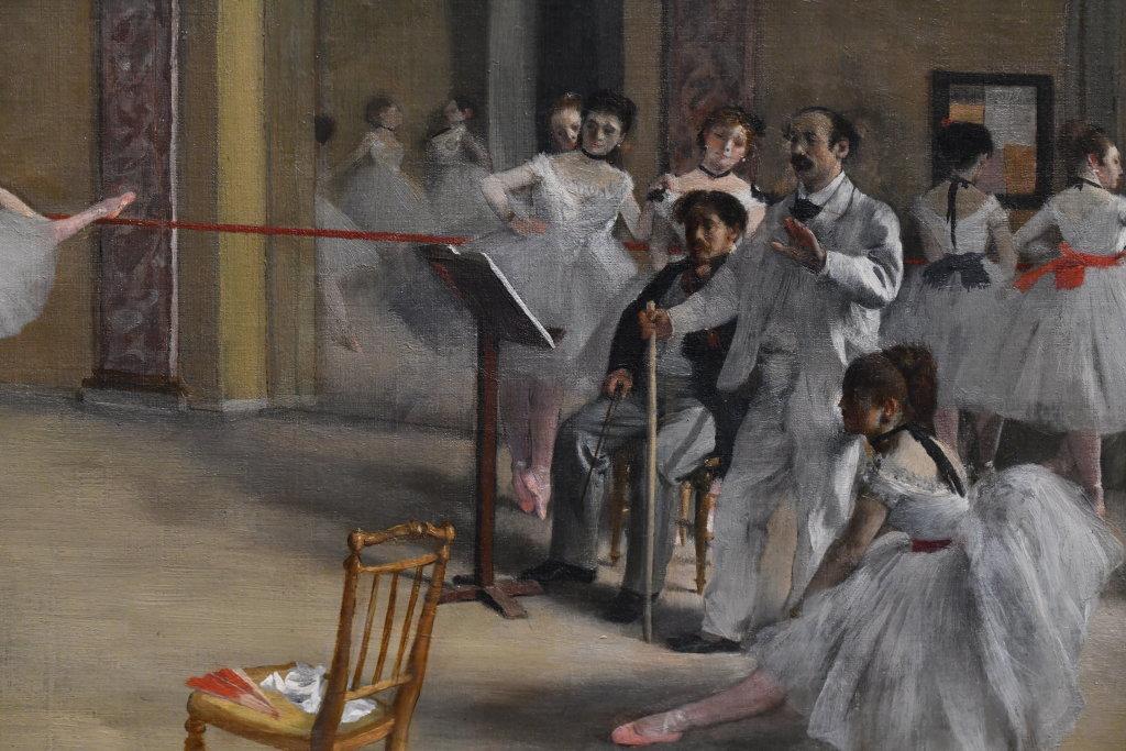 Vue d'exposition - Degas à l'opéra - Musée d'Orsay Paris (10)