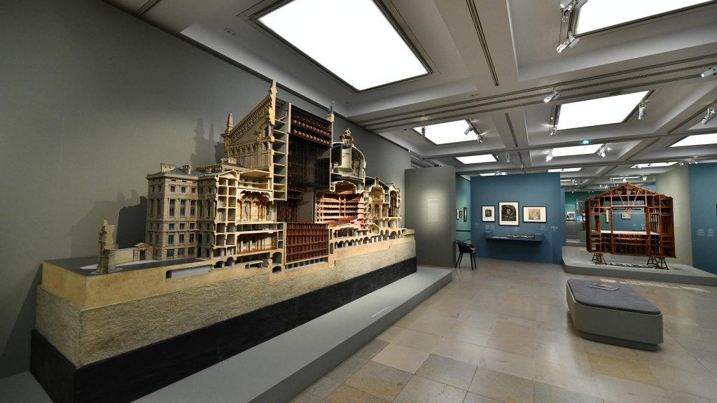 Vue d'exposition - Degas à l'opéra - Musée d'Orsay Paris