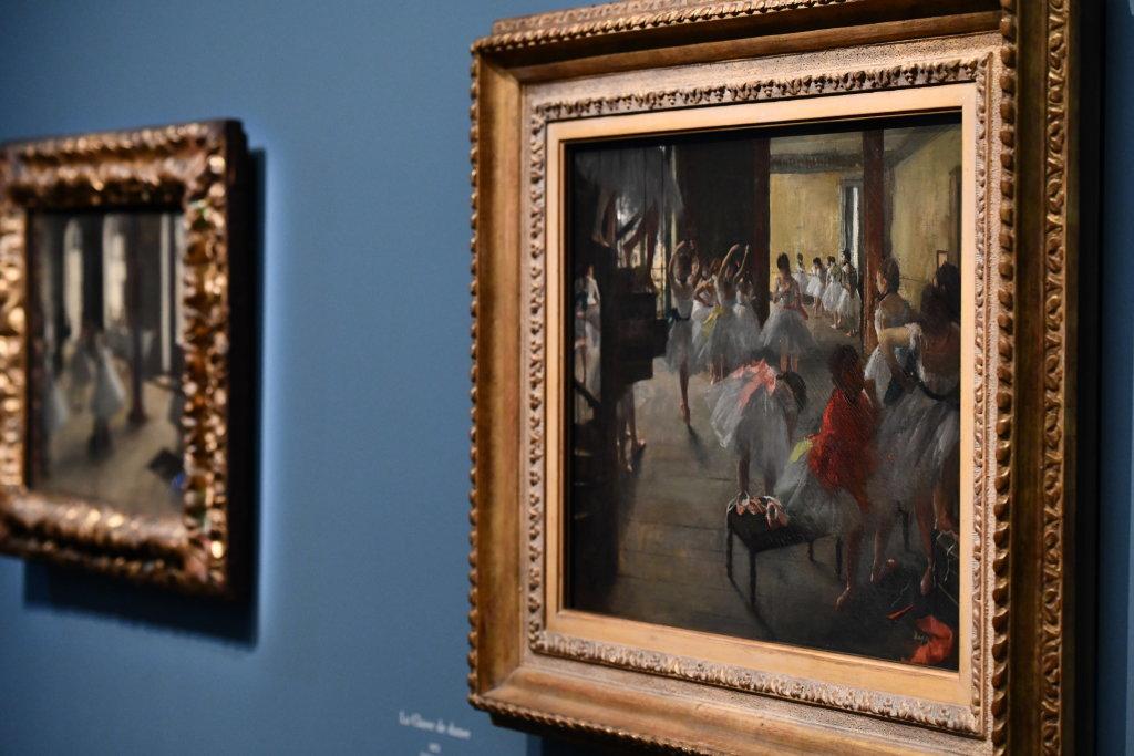 Vue d'exposition - Degas à l'opéra - Musée d'Orsay Paris (11)