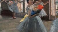 Vue d'exposition - Degas à l'opéra - Musée d'Orsay Paris (12)