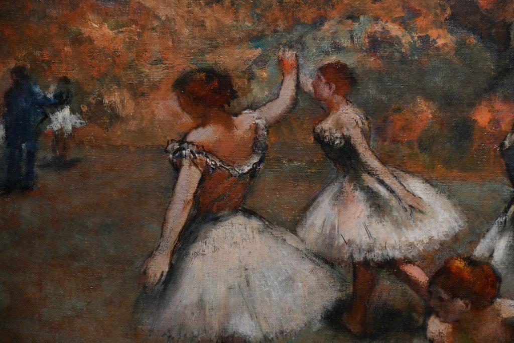 Vue d'exposition - Degas à l'opéra - Musée d'Orsay Paris (16)