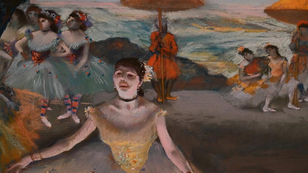 Vue d'exposition - Degas à l'opéra - Musée d'Orsay Paris (17)