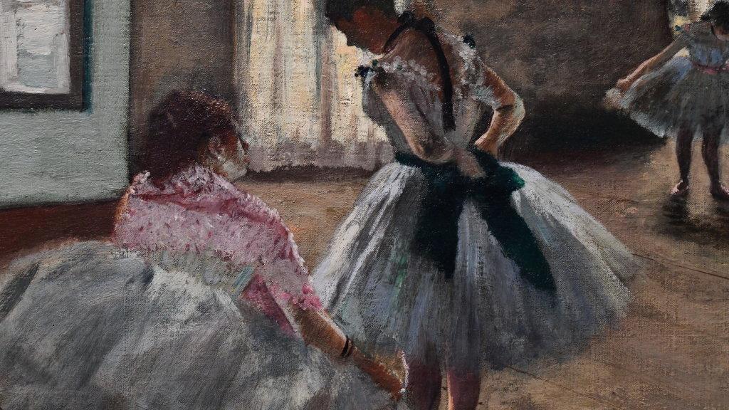 Vue d'exposition - Degas à l'opéra - Musée d'Orsay Paris (18)