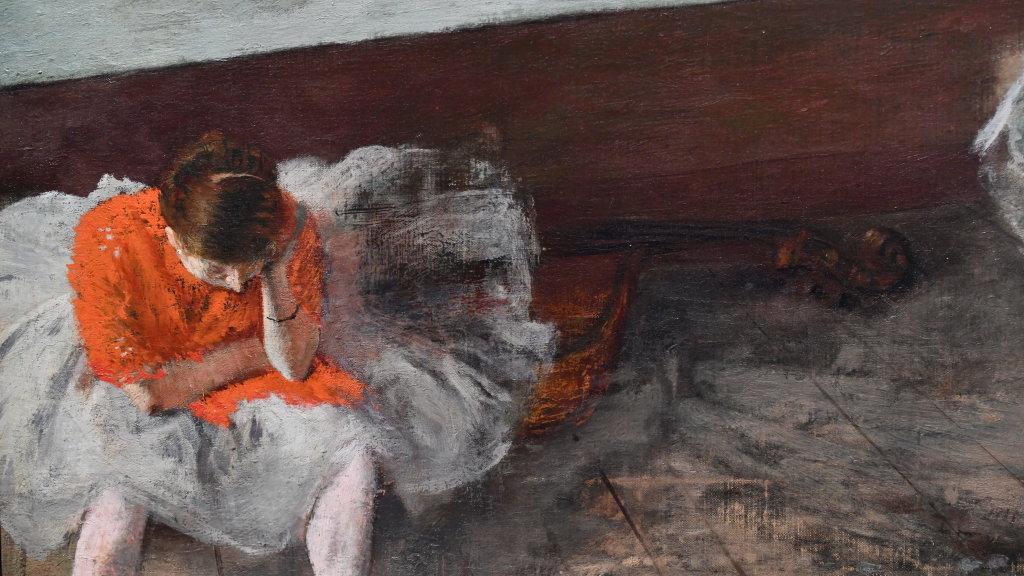 Vue d'exposition - Degas à l'opéra - Musée d'Orsay Paris (19)