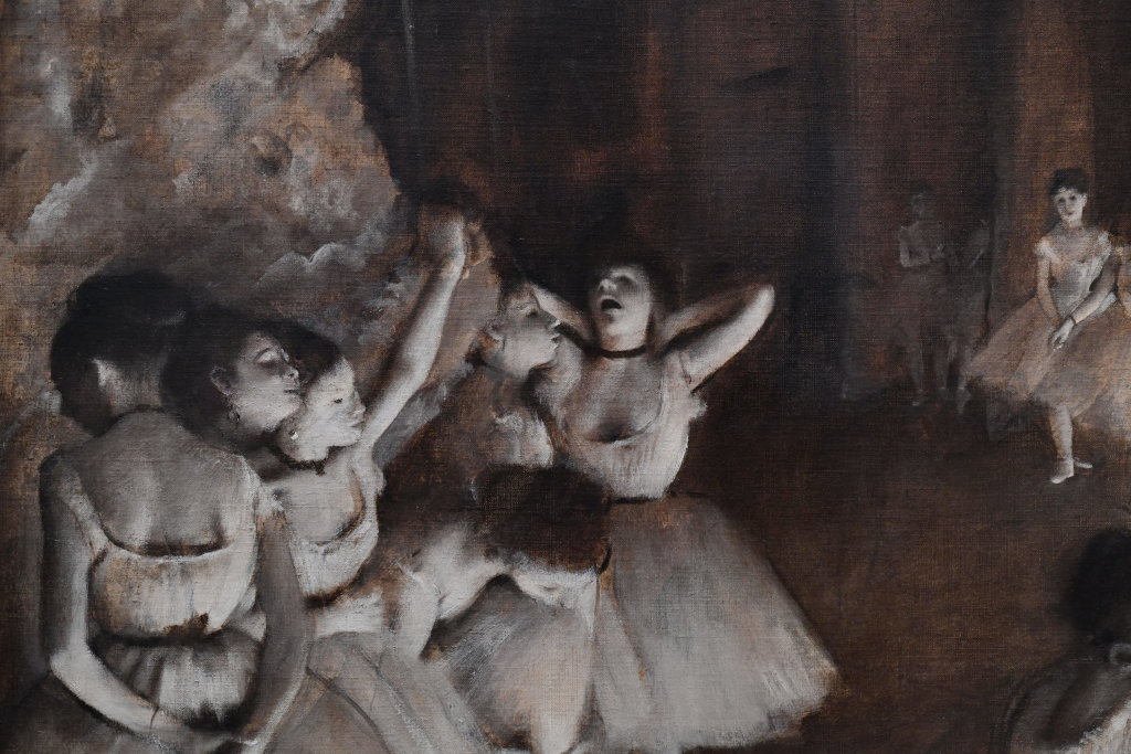 Vue d'exposition - Degas à l'opéra - Musée d'Orsay Paris (20)