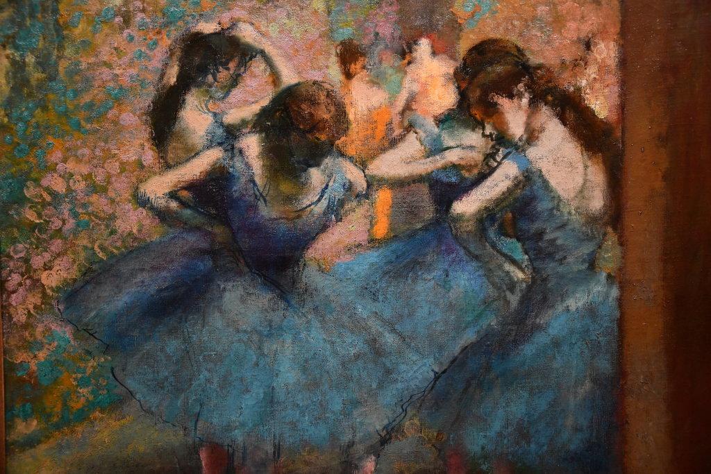 Vue d'exposition - Degas à l'opéra - Musée d'Orsay Paris (21)