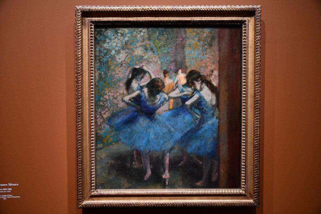 Vue d'exposition - Degas à l'opéra - Musée d'Orsay Paris (22)