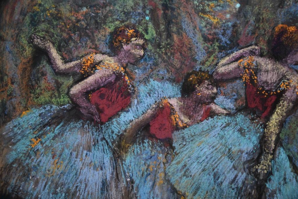 Vue d'exposition - Degas à l'opéra - Musée d'Orsay Paris (23) - Copie