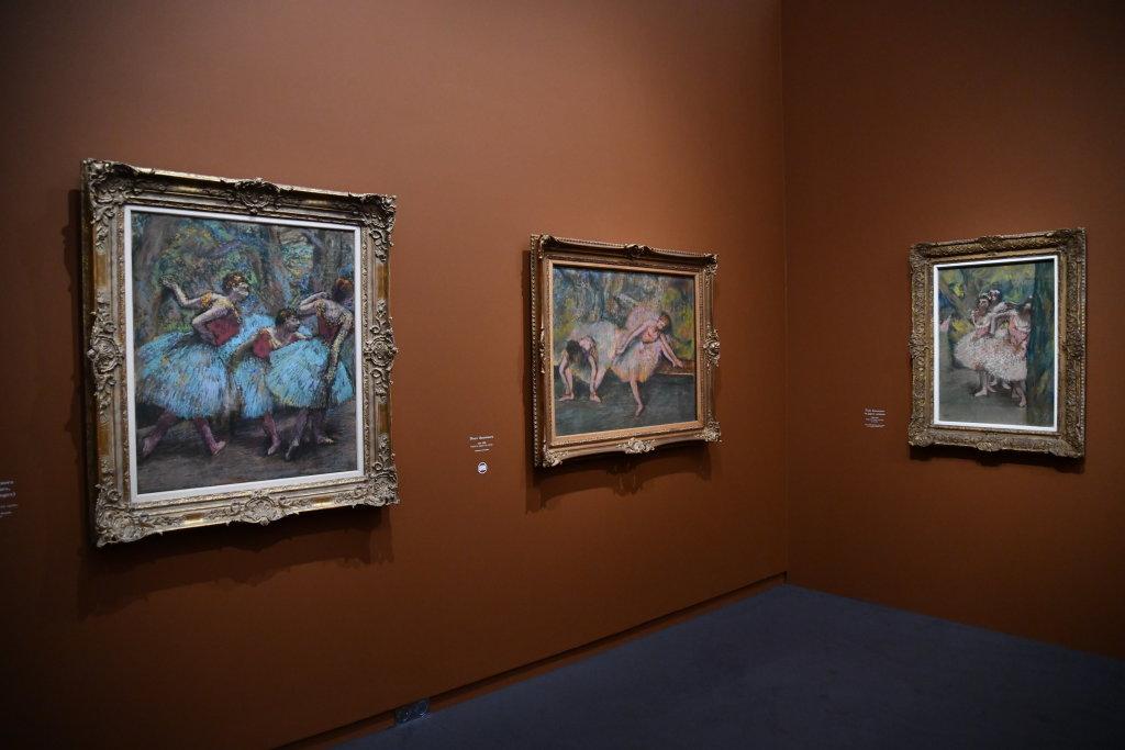 Vue d'exposition - Degas à l'opéra - Musée d'Orsay Paris (24)