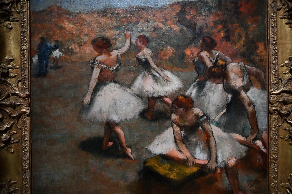 Vue d'exposition - Degas à l'opéra - Musée d'Orsay Paris (25)