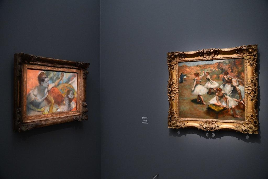 Vue d'exposition - Degas à l'opéra - Musée d'Orsay Paris (26)
