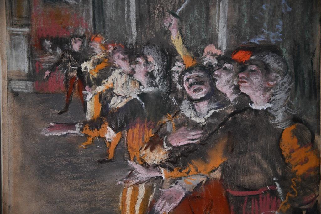Vue d'exposition - Degas à l'opéra - Musée d'Orsay Paris (27)