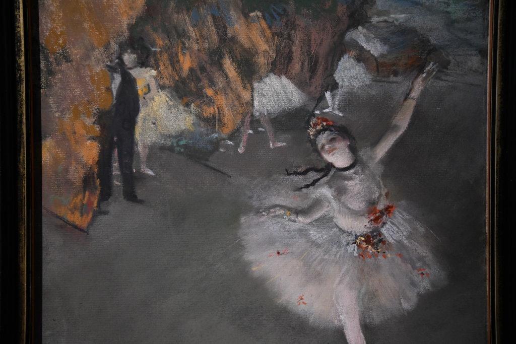 Vue d'exposition - Degas à l'opéra - Musée d'Orsay Paris (28)