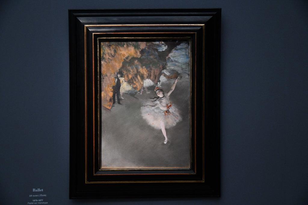 Vue d'exposition - Degas à l'opéra - Musée d'Orsay Paris (29)