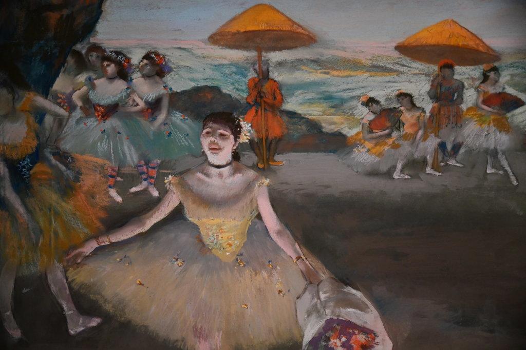 Vue d'exposition - Degas à l'opéra - Musée d'Orsay Paris (30)