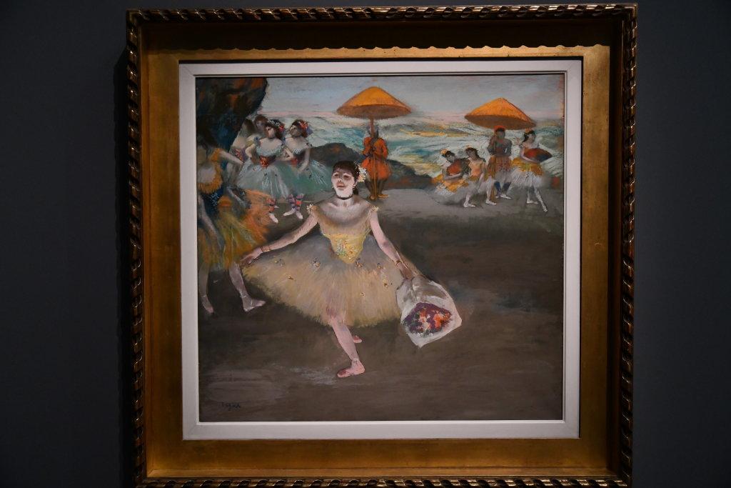 Vue d'exposition - Degas à l'opéra - Musée d'Orsay Paris (31)