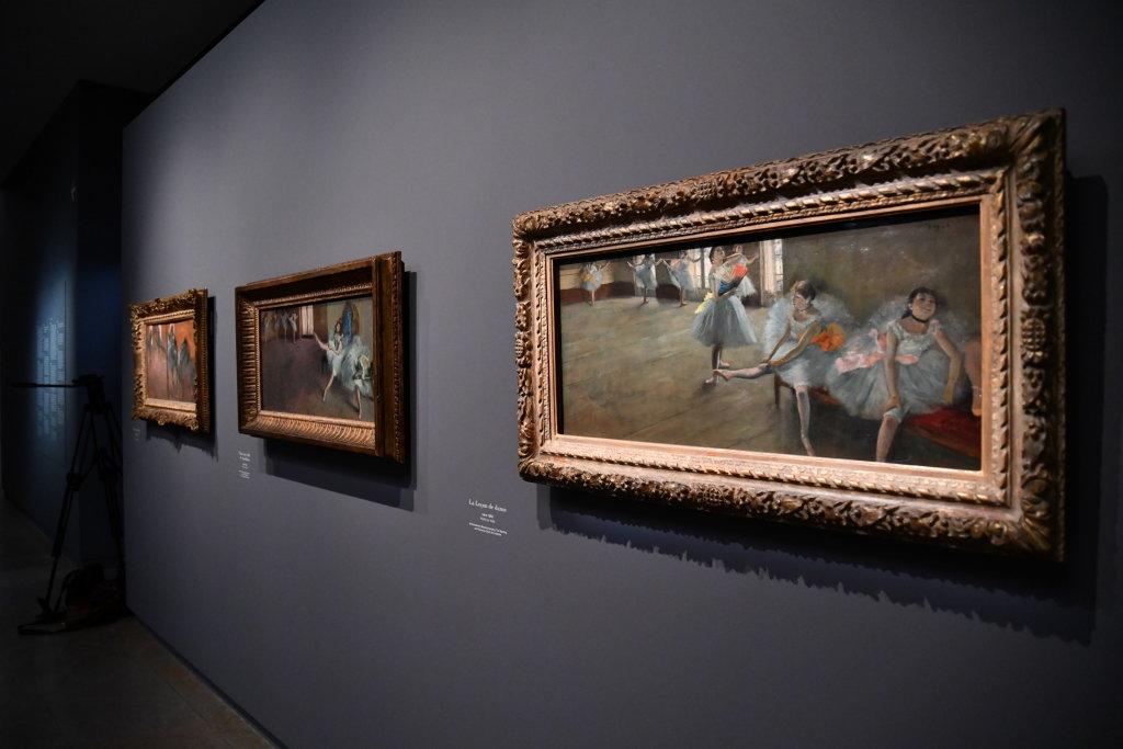 Vue d'exposition - Degas à l'opéra - Musée d'Orsay Paris (32)