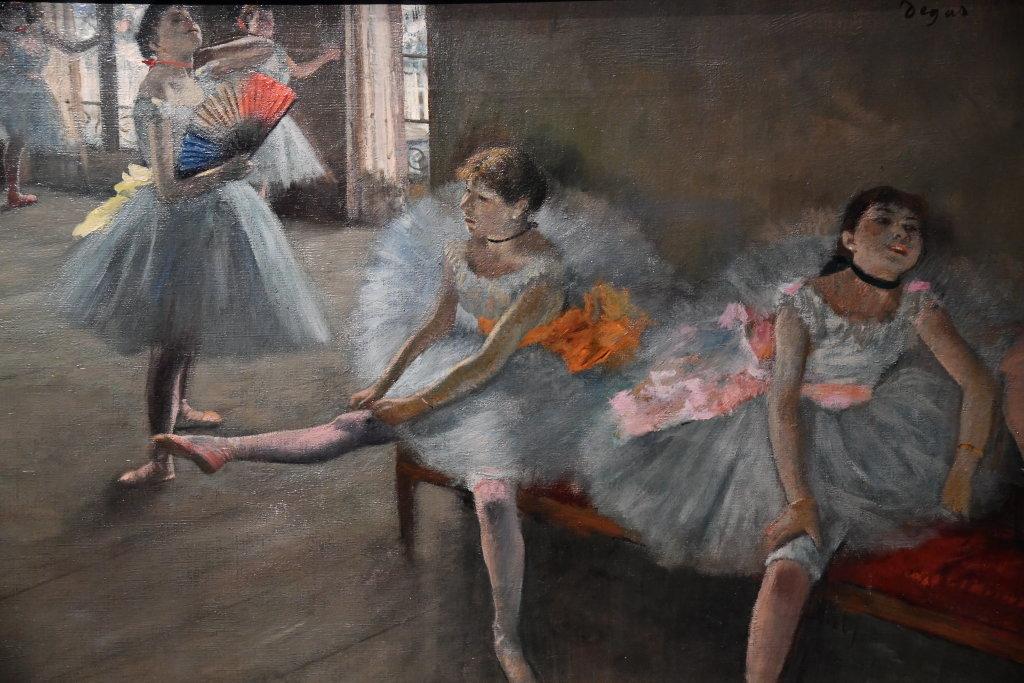 Vue d'exposition - Degas à l'opéra - Musée d'Orsay Paris (33)
